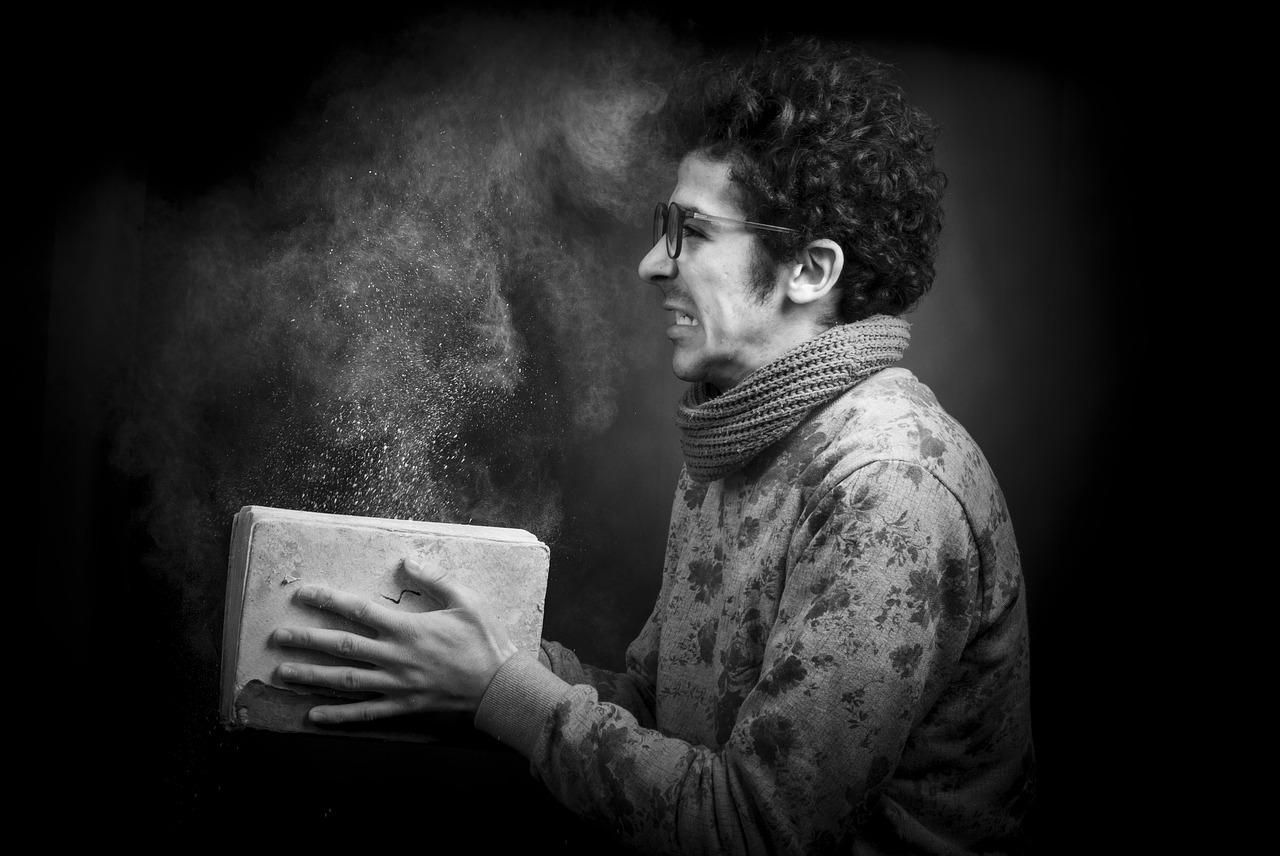 אלרגיה לקרדית אבק הבית